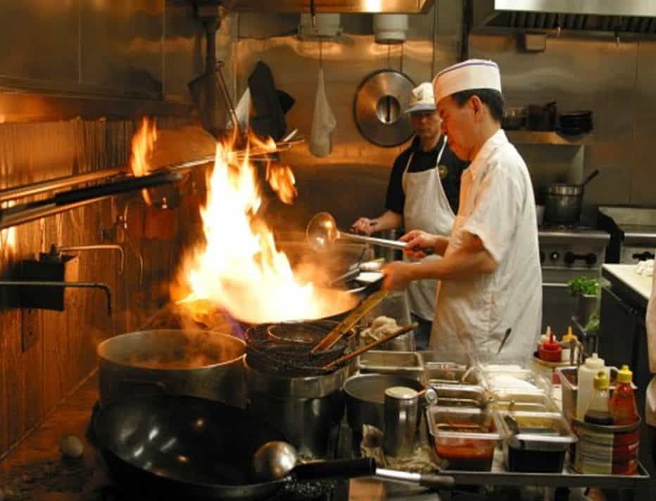 Chinese cooking can teach us a lot about business.