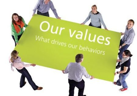 Make your values matter.