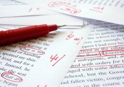 Improve your content with external editing.