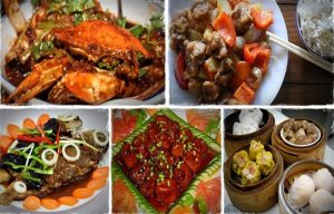 Chinese cooking will improve your creativity.
