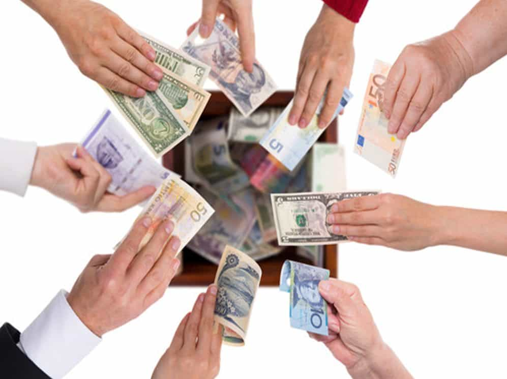 Crowdfunding for small medium enterprises.