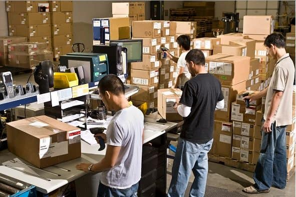 Inventory management improves customer service