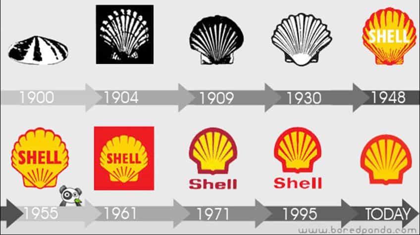 A good logo takes time to develop.