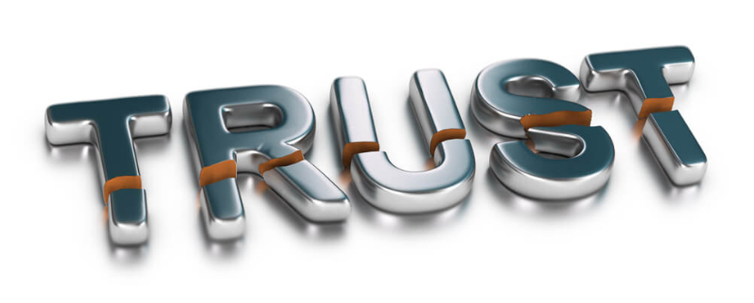 Content trustworthiness is built on trust