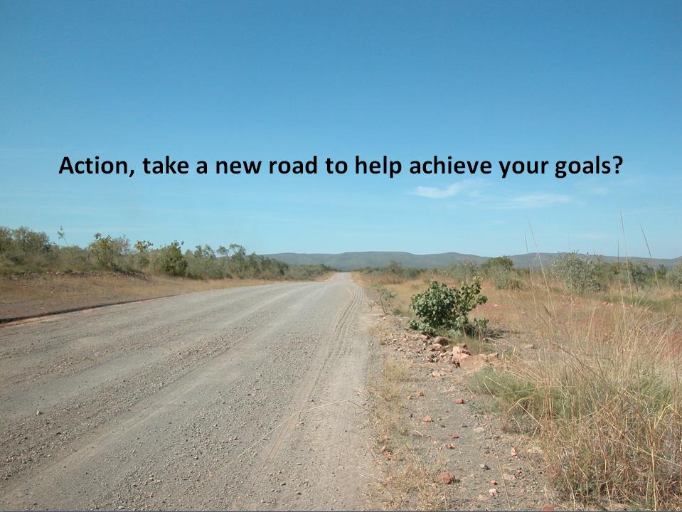 Goal setting matters.